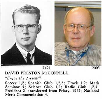 David McConnell