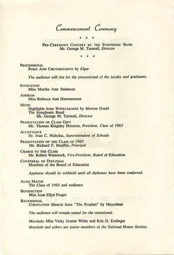 Program Script For 60th Birthday